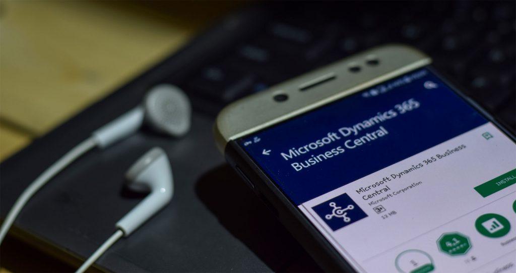 industria business central microsoft